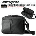ショルダーバッグ サムソナイト (MODERNICLE SHOULDER BAG モダニクル サコッシュ ショルダーバッグ DV8*004) 22cm Samsonite 鞄 ビジネスバッグ 海外旅行