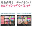 BWアイシャドウパレット PRM 2種類スクエア 【ESP1...
