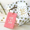 ショッピングタグ エンベロップタグカード for you/just for you 【全2色】《おしゃれ/大人/かわいい/可愛い》