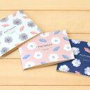 ショッピングパター フルール/ポケットアルバム【全3色】L判写真 花柄《おしゃれ/大人/かわいい/可愛い》