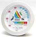 熱中症注意(環境管理温・湿度計) TM-2482W