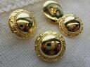 18mmメッチャエレガントなゴールドカラーのボタン 4