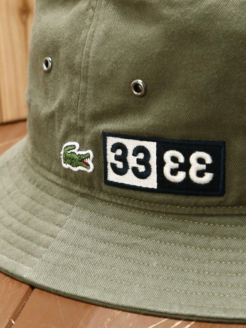 LACOSTE メンズ 帽子/ヘア小物 ラコステ LACOSTE (M)サハリハット ラコステ 帽子/ヘア小物【RBA_S】【RBA_E】