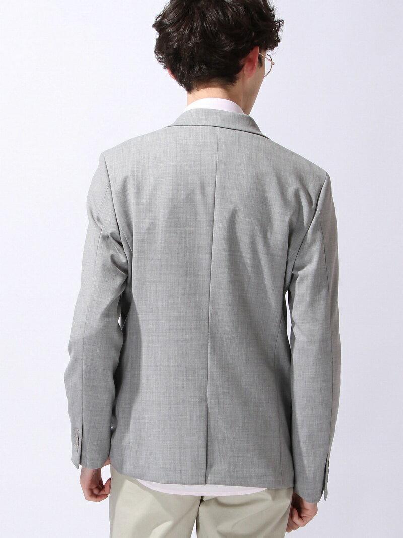 LACOSTE メンズ コート/ジャケット ラコステ LACOSTE (M)ストレッチ素材 テーラード ジャケット ラコステ