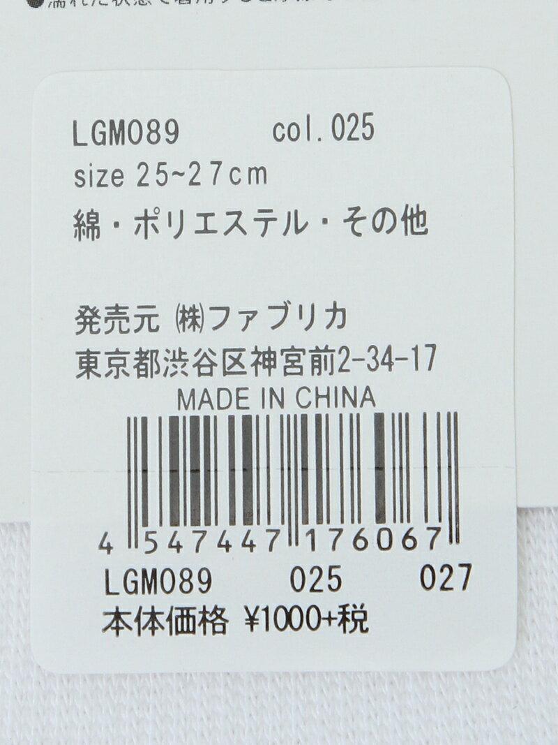 LACOSTE メンズ ファッショングッズ ラコステ LACOSTE (M)くちゴム切替/スニーカーイン ラコステ
