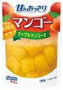 ショッピングマンゴー はごろも 甘みあっさりマンゴー(パウチ)180g ×6