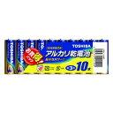 ショッピング東芝 特売東芝単3アルカリ電池10P 5入り