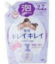 ショッピングキレイキレイ LION キレイキレイ 薬用泡ハンドソープ フローラルソープ 詰替 450ml×1