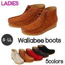 【送料無料】【本革・スエード】 Wallabee Boots レディース ワラビーブーツ AN-0027