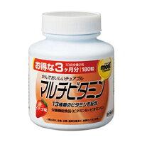 MOSTチュアブルマルチビタミン180粒