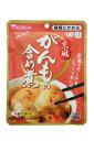 和光堂 食事は楽し 京風がんもの含め煮 100g (容易にかめる)