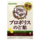 味覚糖 プロラボ プロポリスのど飴 55g