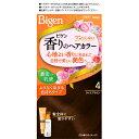 ビゲン 香りのヘアカラー濃密乳液 密着染め色持ちタイプ 4(ライトブラウン)