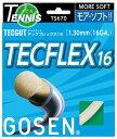 ゴーセン(GOSEN)ストリング テックフレックス16 TS670TECFLEX16 TS670