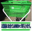 テニスショップラフィノ オリジナルボールかご(lafinogreen)*カゴのみでの販売です。