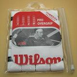 ウイルソン(Wilson) グリップテープ(T0635L)PRO OVERGRIP(プロオーバーグリップ) 12本入り