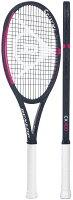【限定ピンク】テニスラケット ダンロップ(DUNLOP)シーエックス400BK×PK(CX400BK×PK)DS21906 ※スマートテニスセンサー対応の画像