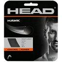 網球 - ヘッド(HEAD) ストリングHAWK(ホーク)1.25mm 281103