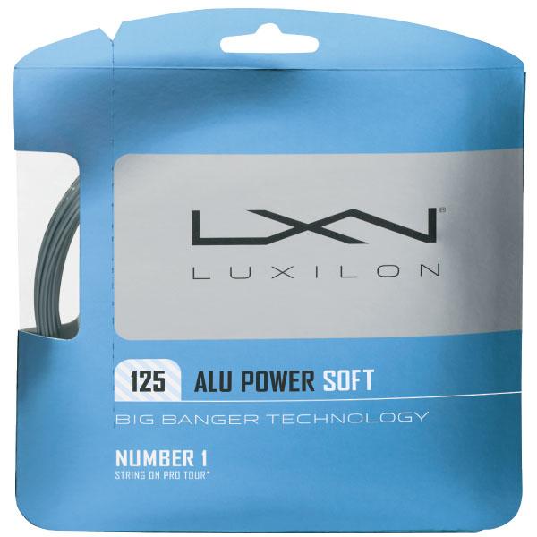 ルキシロン(LUXILON) ストリング ALU POWER SOFT (アルパワー ソフト)WRZ990101