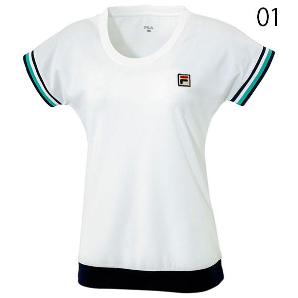 フィラ(FILA)レディース ゲームシャツ(VL1391)