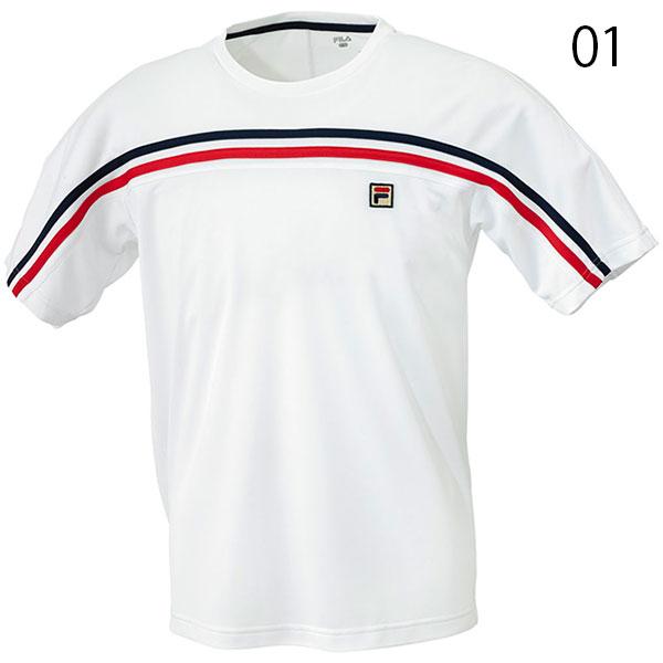 フィラ(FILA)メンズウェア ゲームシャツ(VM5205)