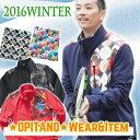 オピタノ(OPITANO)ユニセックス ウォーム&防風ジャケット(OPM-721)