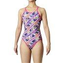 ショッピングSuperfly ARENA(アリーナ) スーパーフライバック DIS-0352W-NVPK 水泳 レディース