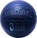SPALDING(スポルディング) ダークナイト size7 バスケット ボール 76486J
