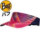 Buff(バフ) サンバイザー ランニング VISOR R-ZETTA MULTI カジュアル 帽子 360854