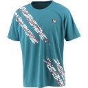 FILA(フィラ) ゲームシャツ テニス VM5548-12 メンズ 半袖