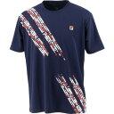 FILA(フィラ) ゲームシャツ テニス VM5548-20 メンズ 半袖
