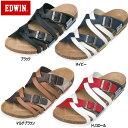 EDWIN(エドウイン) サンダルシューズ EW9165 【...