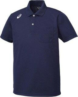 アシックス(asics) ポロシャツ 【ユニセックス】 [ XA6168-50 ]