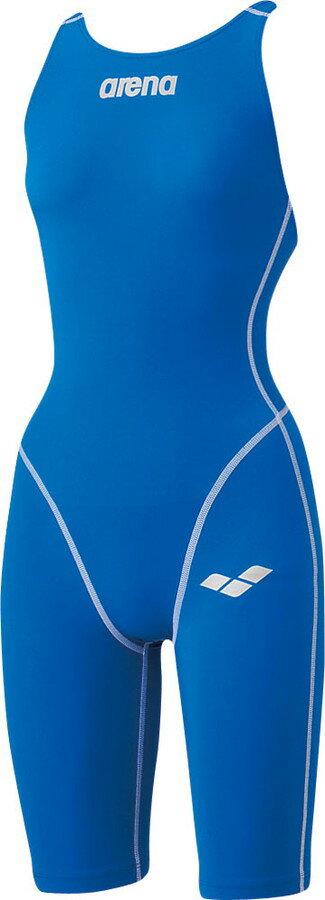 15FW ARENA(アリーナ) 水泳(スイム)/水着 HALF SPATS OPENBACK 【レディース】 [ ARN2000W-JBLU ]