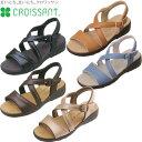 CROISSANT(クロワッサン) サンダルシューズ CR4591 【レディース】 ダイマツ