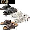 BCR(ビーシーアール) シューズ サンダル カジュアル BC636 メンズ
