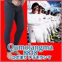 (国内正規品)健繊 ひだまり チョモランマ パンツのみ紳士用健康肌着 ズボン下 QM95 スポーツタイプ メンズ (あす楽即納)【RCP】 【送料無料】