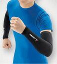 ZAMST(ザムスト) アームスリーブ ブラック 両腕セット腕の筋肉をサポートしてパフォーマンスアップ(ランキング1位)(送料無料)