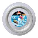 GOSEN(ゴーセン) R4X MOMONE ホワイト 120mロール バドミント ガット BS1501W