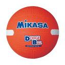 大特価!ミカサ(MIKASA) ドッジボール 教育用白線入りドッジボール1号 ハントドッチ ボール D1W-O