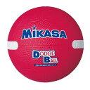 ◎ミカサ(MIKASA) ドッジボール 教育用白線入りドッジボール1号 ハントドッチ ボール D1W-R