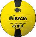ミカサ(MIKASA) ジュニア用ドッジボール 2 号 ハントドッチ ボール MGDB2J-YBK ジュニア ボーイズ