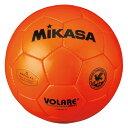 ミカサ(MIKASA) サッカーボール 検定球5号 オレンジ サッカー ボール SVC501O