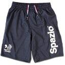 17SS スパッツィオ(SPAZIO) CLASSICO PRACTICE PANTS ポケット付きプラパン GE0289-21 (メンズ) フットサル 【RCP】 【送料無料】