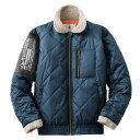 LOGOS ロゴス 防寒ジャケット グレイグ Lサイズ ネイビー(アウター) 30390282