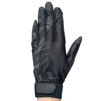 【※返品交換不可】大特価!MIZUNO ミズノ 守備手袋(右手用)片手(ジュニア) [ 1EJEY10390 ]の画像