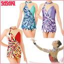 ササキスポーツ(SASAKI) 新体操 ウェア スカート付きレオタード 7364S