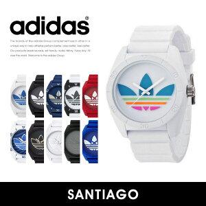 『adidas-アディダス-』SANTIAGO 腕時計〔ADH2916/ADH2921〕[クオーツ メンズ レディース ユニセックス 腕時計 サンティアゴ 3針]