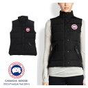 【予約】【送料無料】【2016AW】『CANADA GOOSE-カナダグース』Freestyle Vest Slim Fit [2832L][フリースタイルベス...