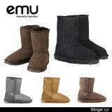 【LaG限定TIME SALE】【】【2013A/W】【emu-エミュー-】Stinger Lo[W10002][レディース?ブーツ?ムートン?ロー?エミュー]